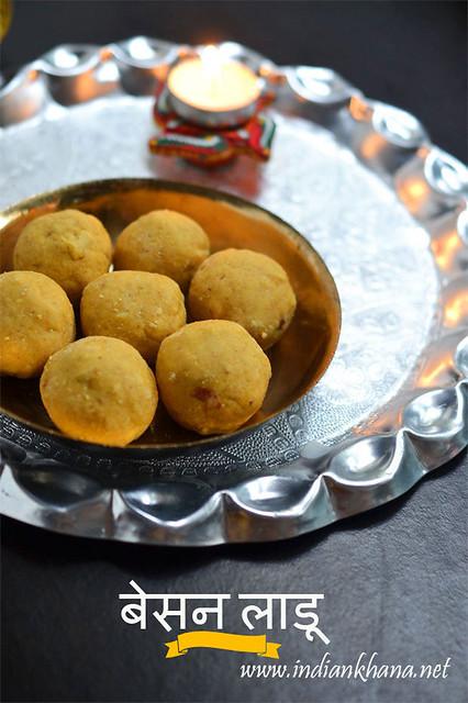 Besan-ladoo-diwali-sweet-recipe