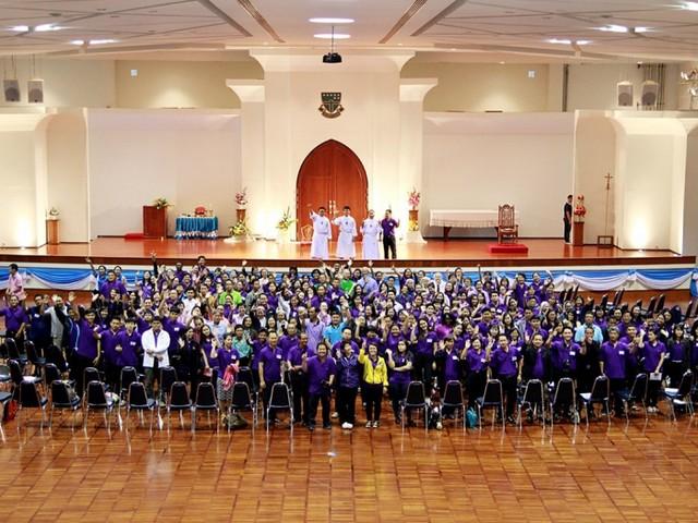 ประชุมประจำปีครูคาทอลิกสังฆมณฑลเชียงใหม่