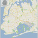 Unbuilt Highways of Manhattan Brooklyn & Queens by vanshnookenraggen