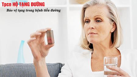 Thuốc điều trị kết hợp với insulin để giúp ngăn ngừa biến chứng của tiểu đường type 1