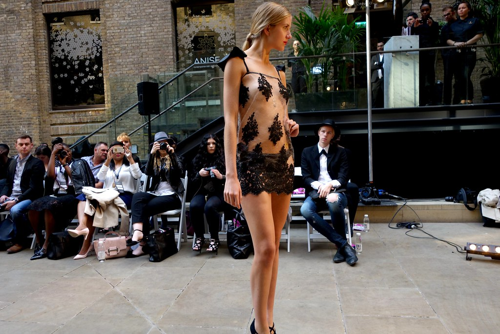 Zumruduanka, Oxford Fashion Studios, London Fashion Week SS16, Devonshire Square