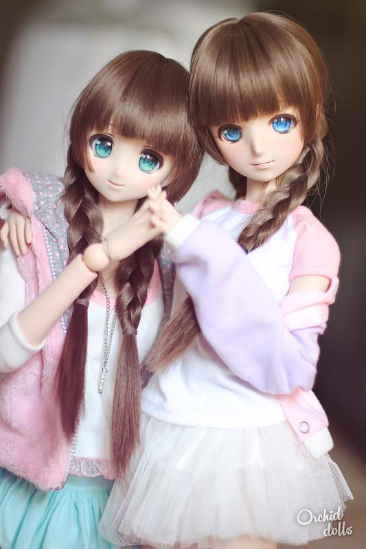 100% twins!