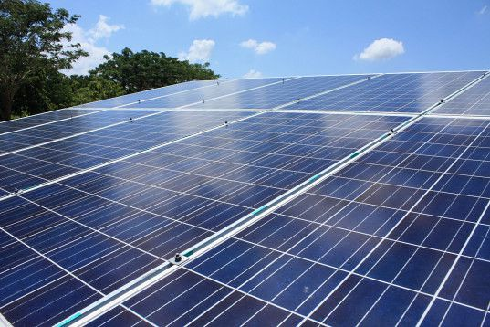 Pin nhiệt mặt trời kiểu mới cho năng suất cao gấp 5 lần