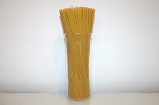 09 - Zutat Spaghetti / Ingredient spaghetti