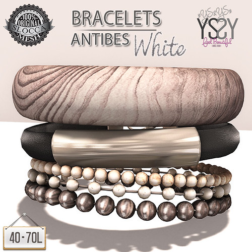 *YS&YS* Antibes Bracelets @ TDR