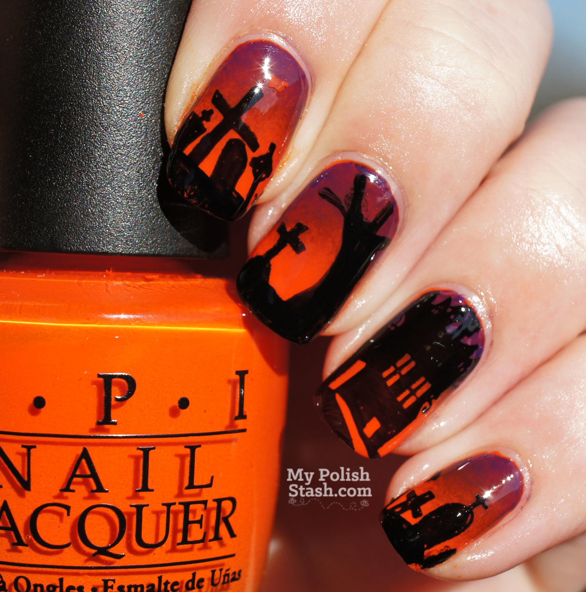 halloween-gradient-manicure-1
