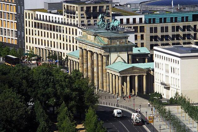 Puerta de Brandenburgo 2
