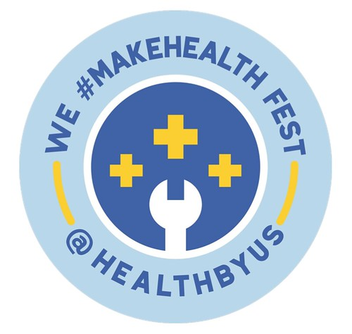 #MakeHealth Logo