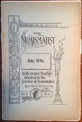 The Numismatist June 1896