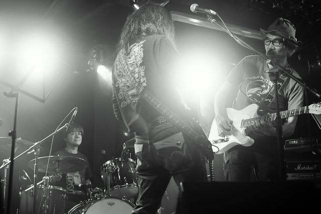 ファズの魔法使い live at 獅子王, Tokyo, 08 Oct 2015. 448