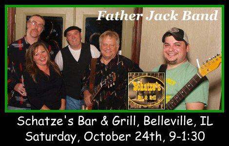 Father Jack Band 10-24-15