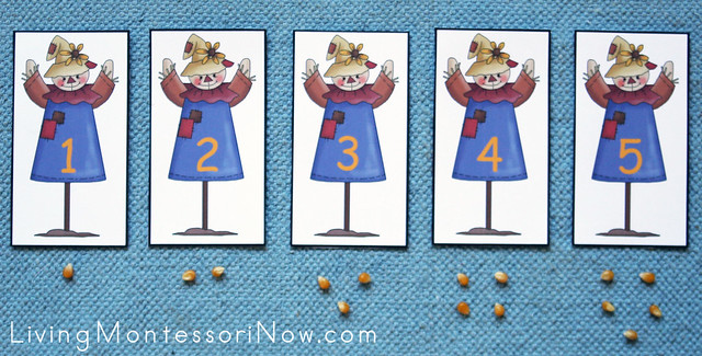 Free Scarecrow Printables and Montessori-Inspired Scarecrow Activities