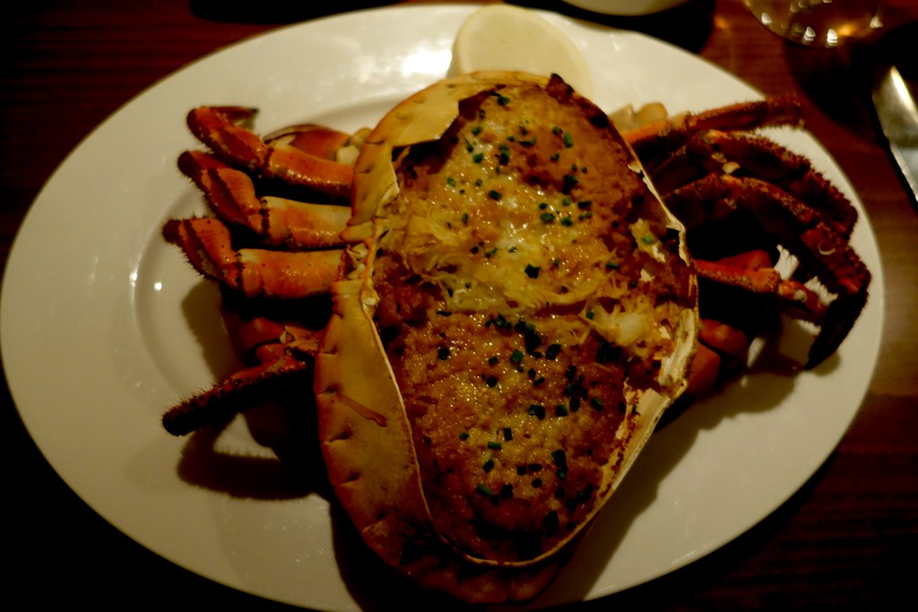 Whole Crab, The Crab at Bournemouth, #Bloggerlodge