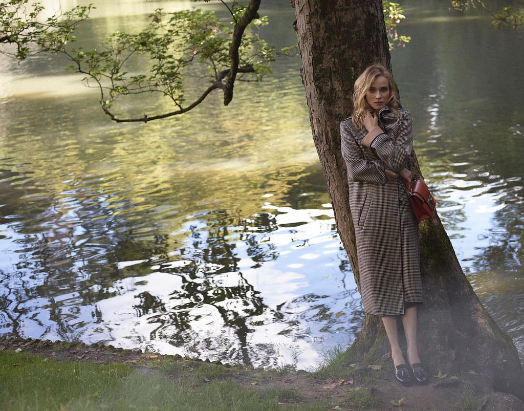 Диана Крюгер — Фотосессия для «Vanity Fair» FR 2015 – 1