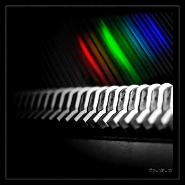 Las escalas en flickr