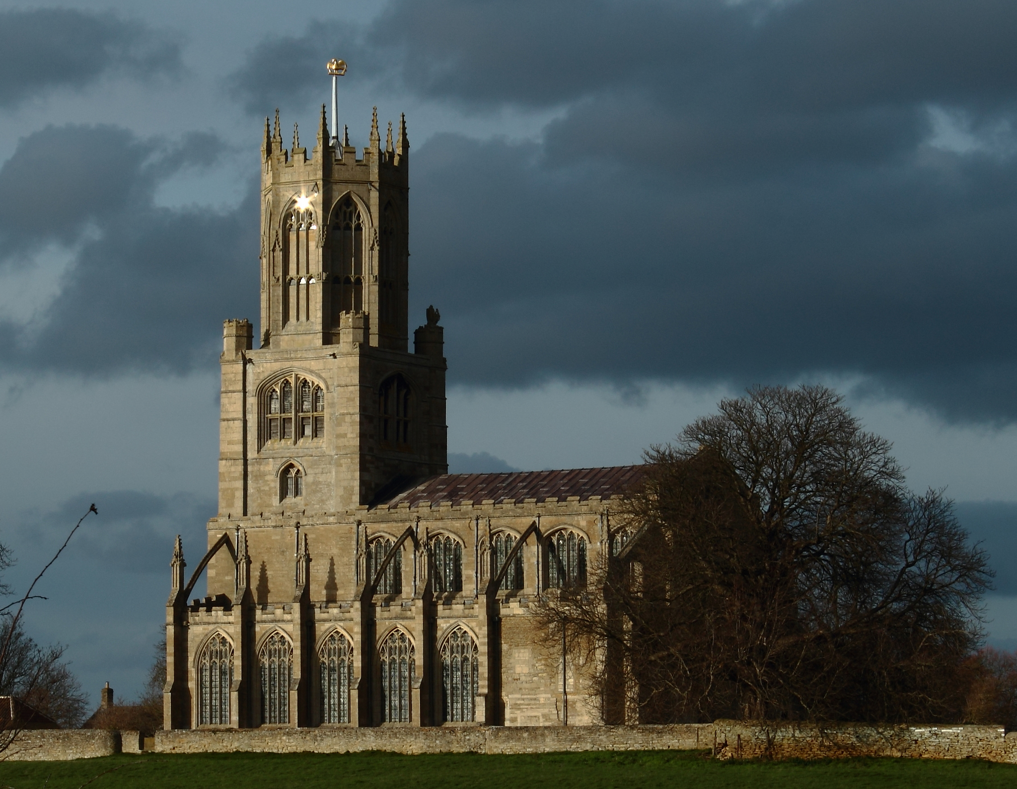 St Mary and All Saints, Fotheringhay MUST CREDIT (c) Derek John Lee