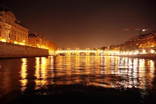 Parigi dal Bateau Mouche