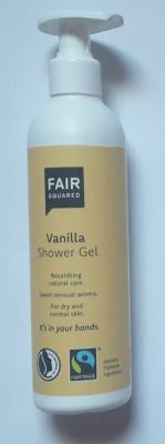 Fair Squared Vanilla Shower Gel