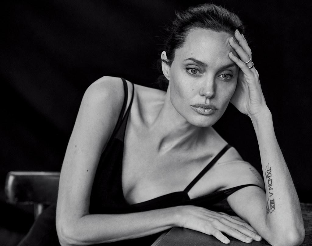 Анджелина Джоли — Фотосессия для «WSJ» 2015 – 2