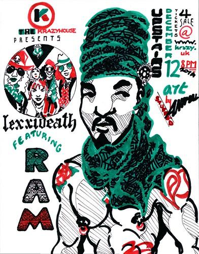 RAM @ THE KRAZYHOUSE_1