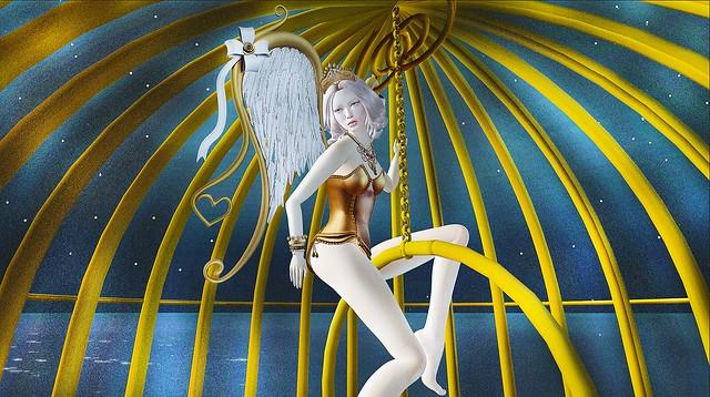 Caged Things - The Fantasy Gacha Carnival