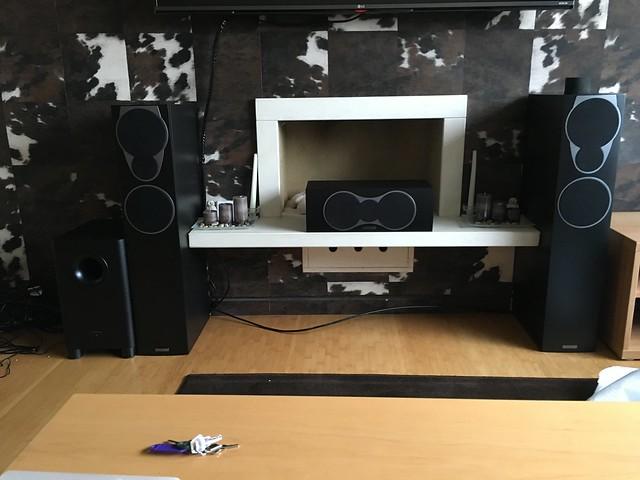 New Home Cinema System