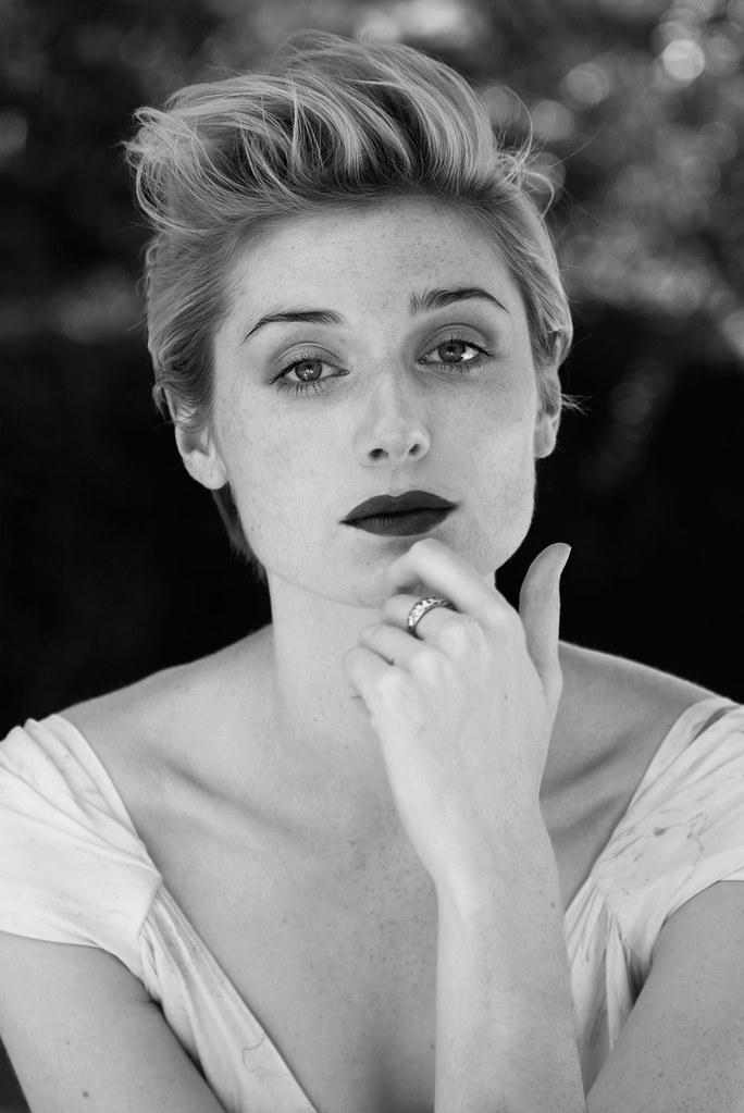 Элизабет Дебики — Фотосессия для «The Last» 2015 – 7