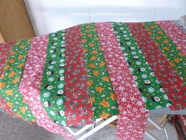 Quick Christmas squares 2