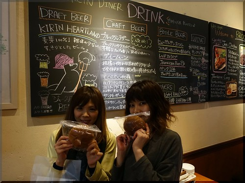 Photo:2015-11-18_ハンバーガーログブック_12-5 ついにハンバーガー提供が開始されました!【中目黒】ブルックリンダイナー_11 By:logtaka