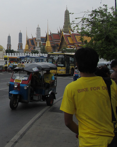 Bangkok: Bike for Dad