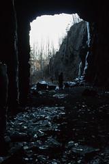 Tunnel Under Ely's Peak