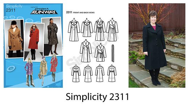 Simplicity 2311
