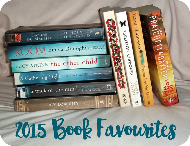 2015 Book Favourites