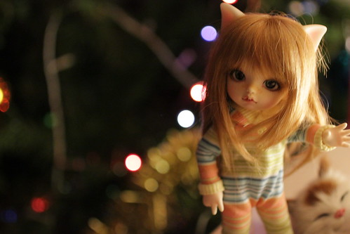 A Doll a Day Dec'15.Day 30. Around me