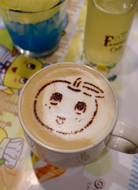 東京必吃船梨精主題咖啡店29