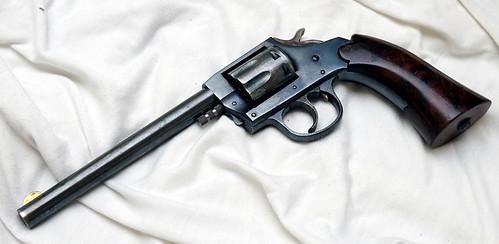 Iver Johnson .22 LR 6inch Target Sealed 8 shot (2)