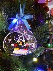 Mickey & Minnie ornament