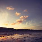 Sunrise at Henne Strand