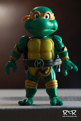 Herocross - TMNT - Michelangelo