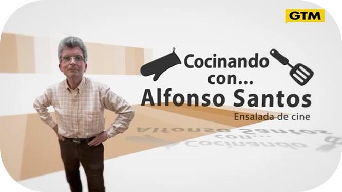 Cocinando con Alfonso Santos