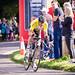 Steve Cummings on Stage 7b in Bristol of Tour of Britain 2016