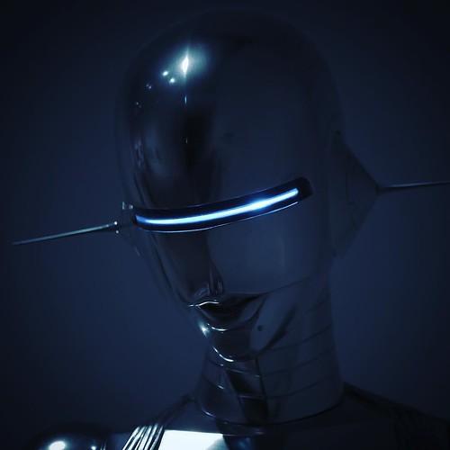 今日のロボット。 #森美術館