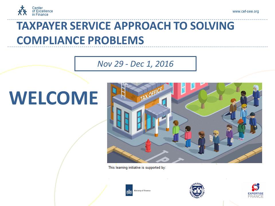 Thumbnail for Taxpayer Service Approach to Solving Compliance Problems