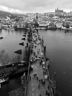Imagine de Old Town Bridge Tower. charlesbridge prague czech czechrepublic historical