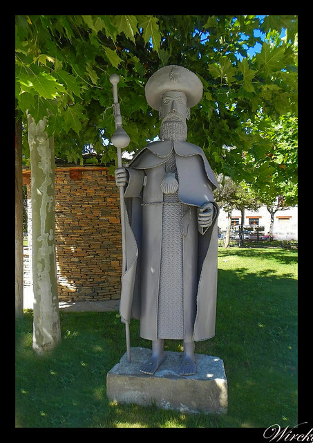 Apóstol Santiago en Santa Cilia