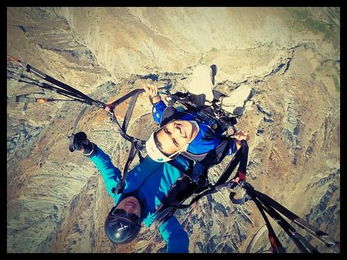 landscape fly venezuela merida paragliding bestplace