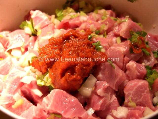 Nouilles Au Porc Façon Thaï © Ana Luthi Tous droits réservés 006