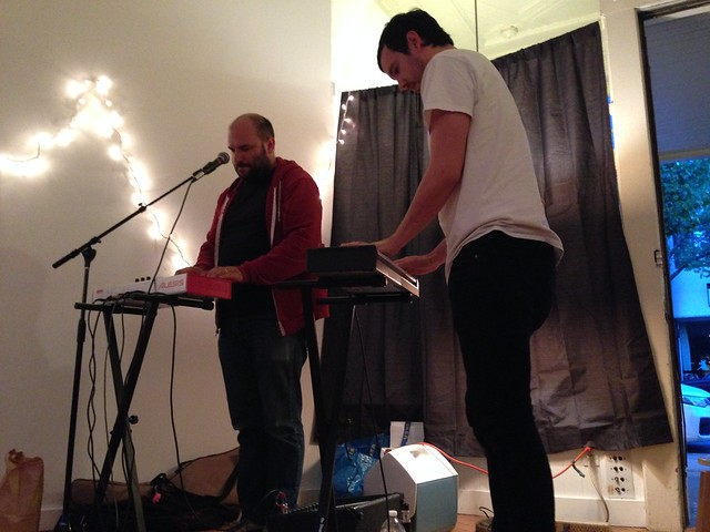 David Bazan at Mingo Art Gallery, 5/30/15