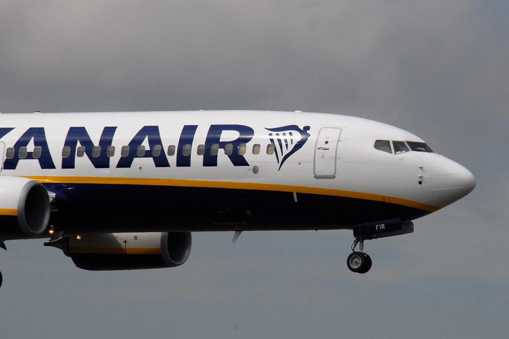 EI-FIR - B738 - Ryanair