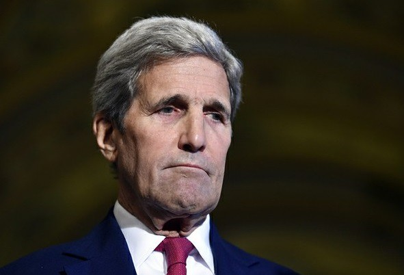 EU recibirá más refugiados, promete Kerry